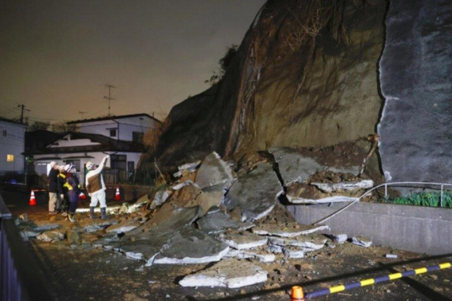 Un terremoto en Japón generó un alerta de tsunami
