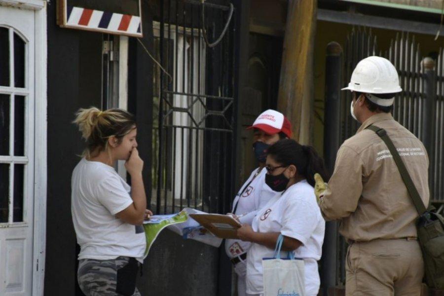 Bloqueo vectorial en los barrios donde se detectaron casos de dengue