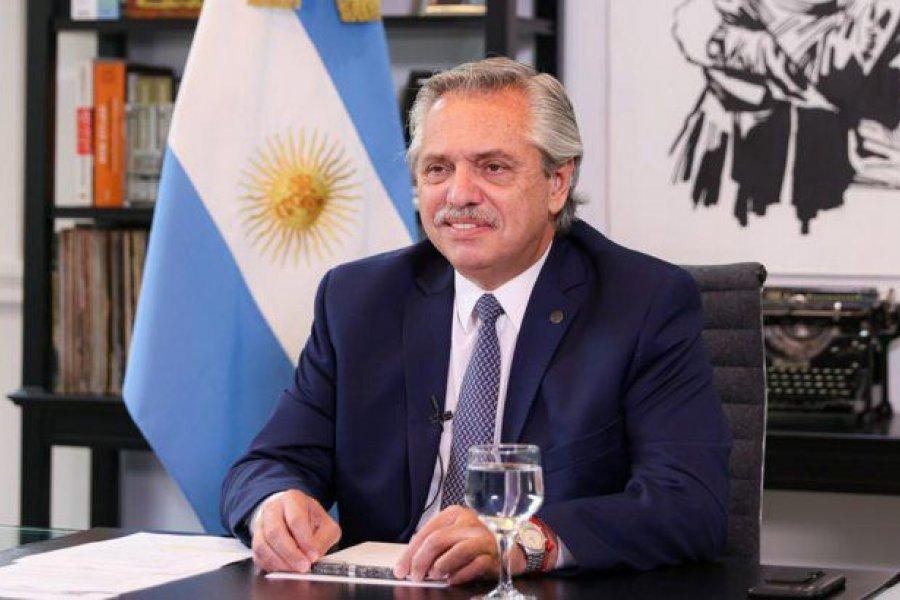 Alberto Fernández asume la presidencia del Consejo del Partido Justicialista