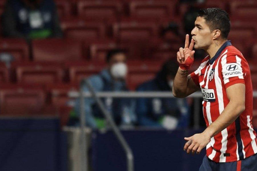 Atlético de Madrid derrotó a Alavés y estiró su liderazgo