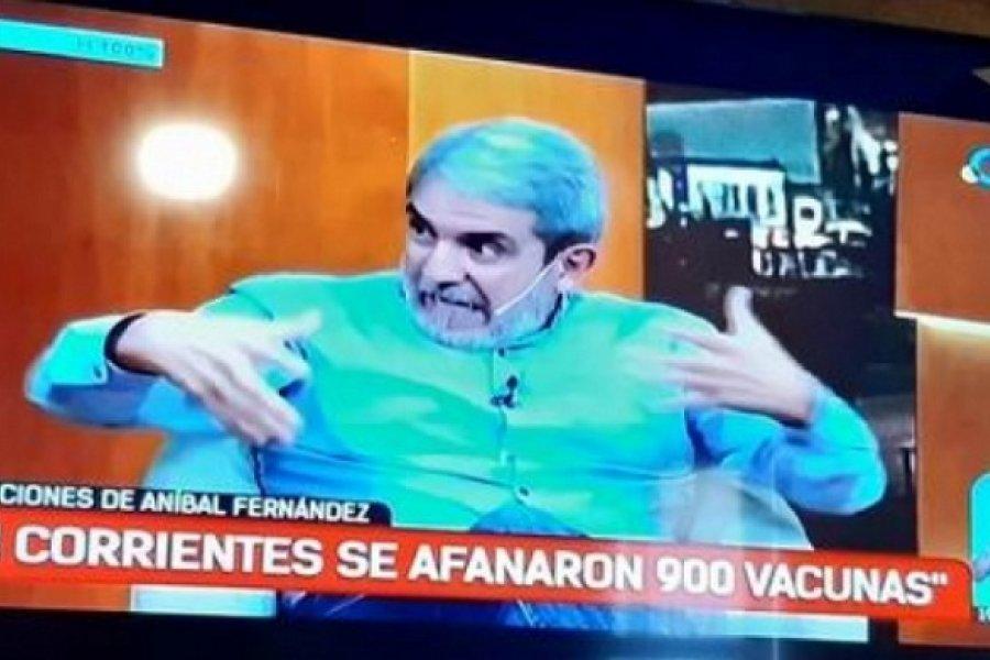 En Corrientes se afanaron 900 vacunas
