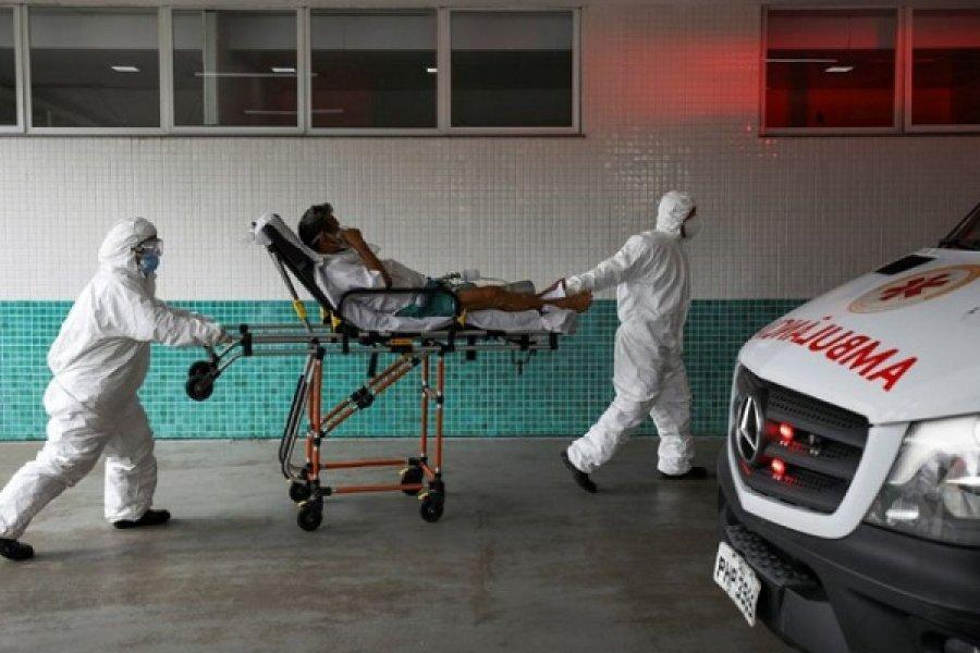 Colapso sanitario en Brasil: Temen por ausencia de oxígeno y fármacos