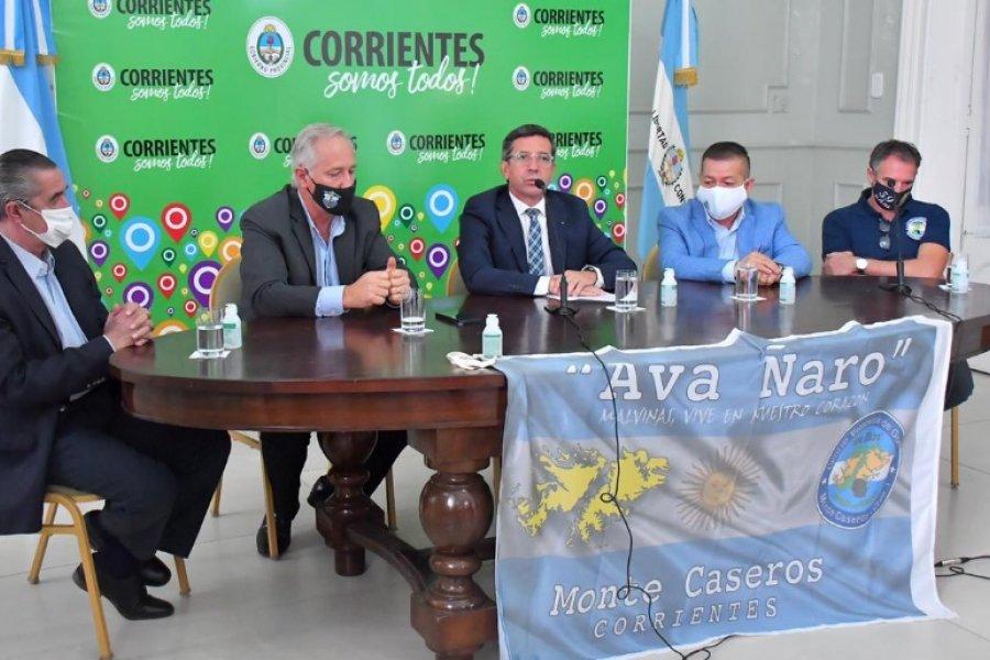 La Provincia conmemorará la Gesta de Malvinas en Monte Caseros