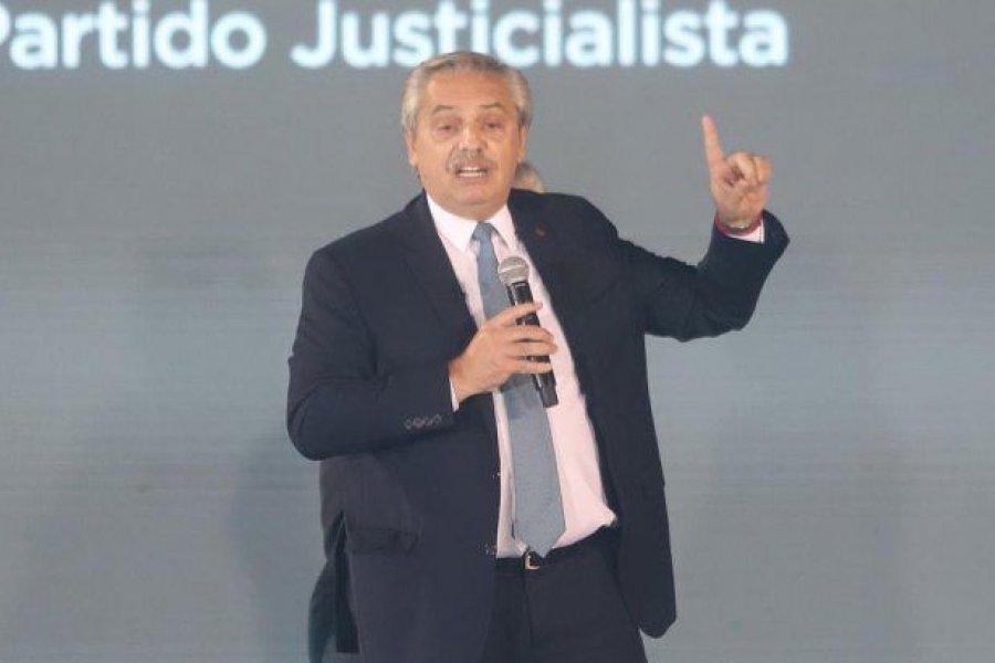 Alberto Fernández asumió la presidencia del Consejo del Partido Justicialista