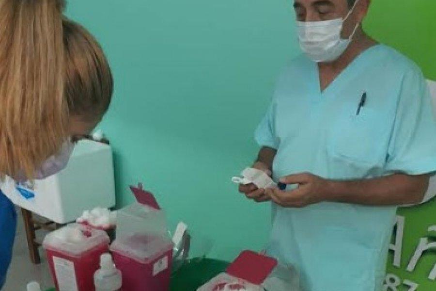 Coronavirus: Hay en stock más de 32 mil vacunas en Corrientes