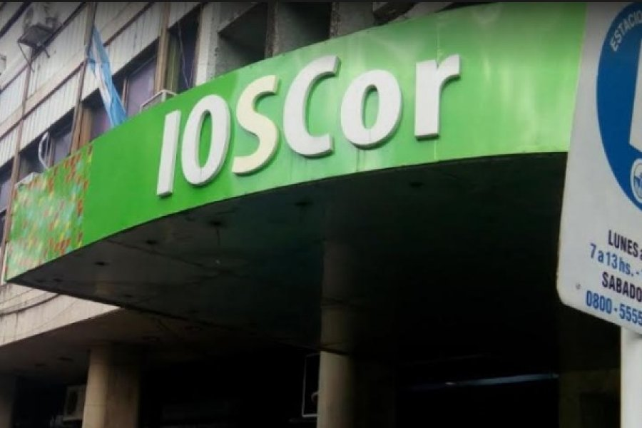 IOSCOR: Anuncian nuevo edificio pero van 7 meses sin prestaciones bioquímicas