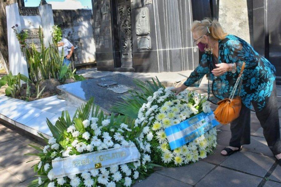 Corrientes: Sentido homenaje a desaparecidos y víctimas de la dictadura militar