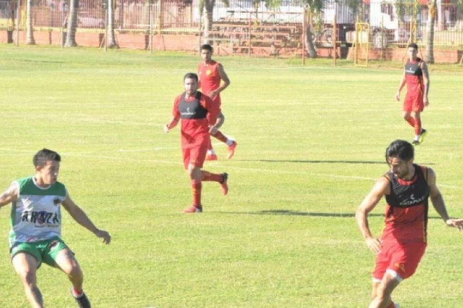 Boca Unidos venció a Ferroviario pero dejó muchos interrogantes