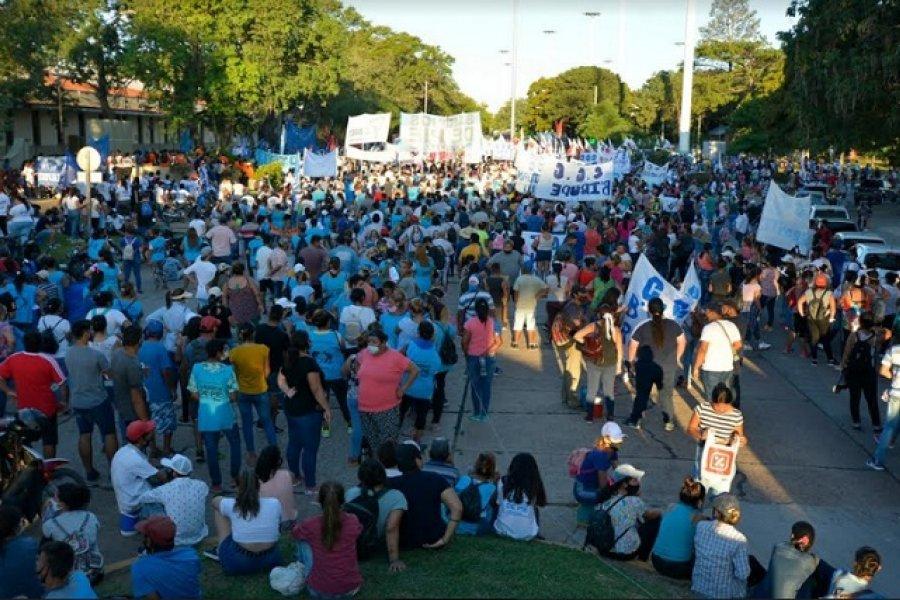 Corrientes: Impactante marcha por el Día Nacional de la Memoria