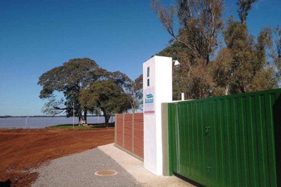 Red cloacal: Aguas extendió más de 3000 metros de cañerías que beneficiarán a 110 hogares