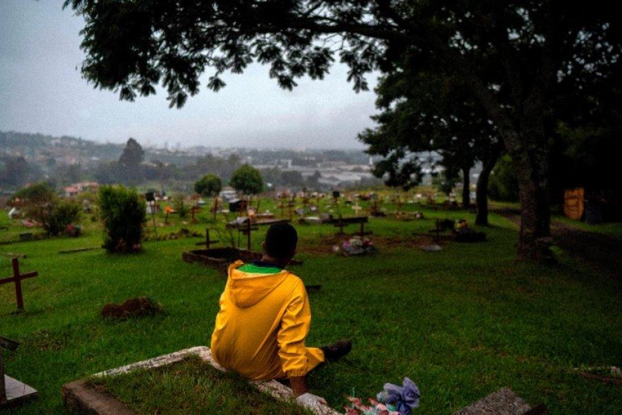El dramático pronóstico sobre la pandemia en Brasil