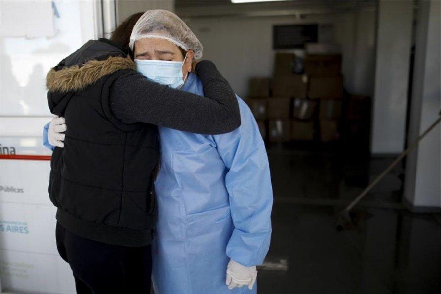 316 muertes y 29.145 nuevos casos de Coronavirus en Argentina