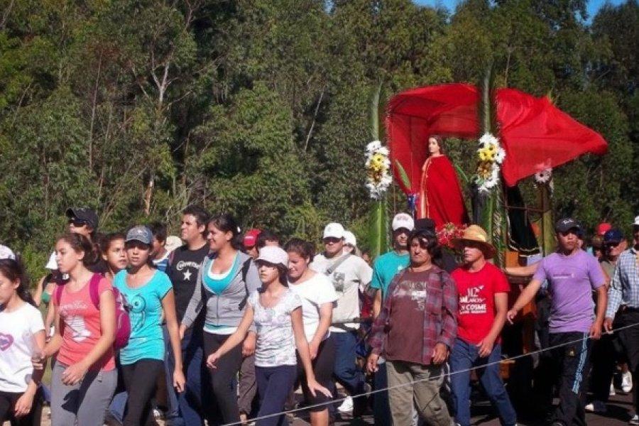 Se suspende la Peregrinación de los Tres Pueblos a Itatí