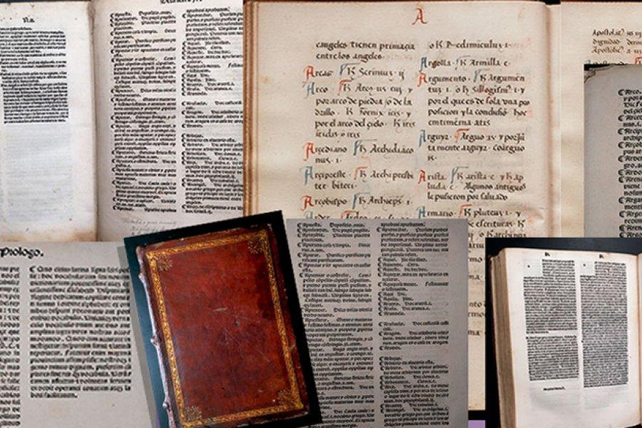 Científicos del CONICET descubrieron el diccionario más antiguo del castellano