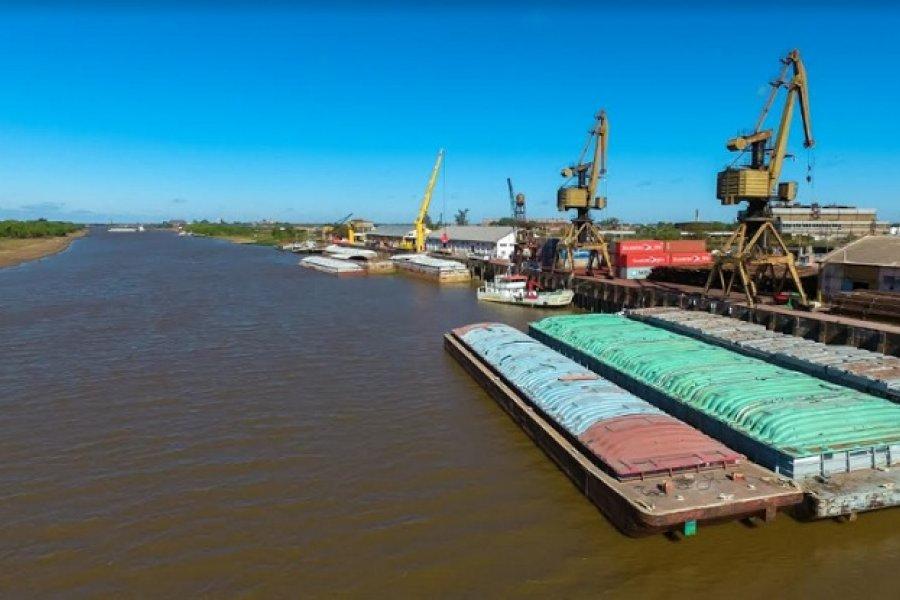 Hidrovía Paraná-Paraguay: Los puertos del NEA deberán resolver el desempeño logístico