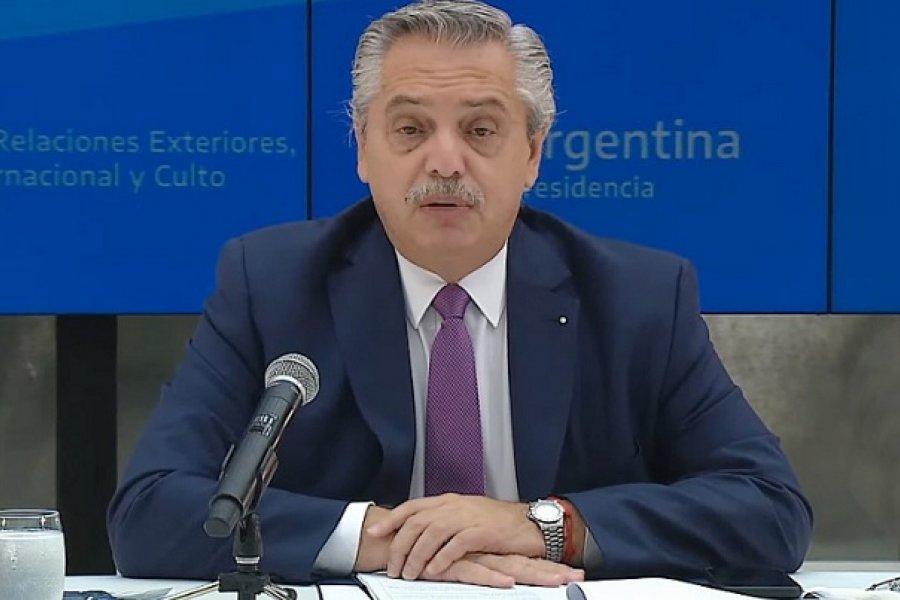 Fernández: El Mercosur dejó atrás la lógica de la rivalidad para pasar a la de la cooperación
