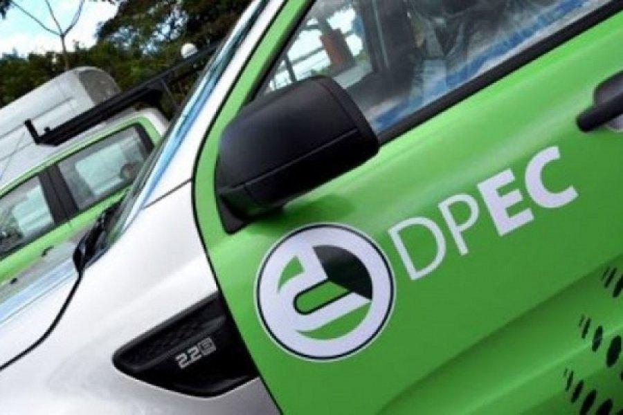 Intendente de Monte Caseros reclama a la DPEC por cortes de energía
