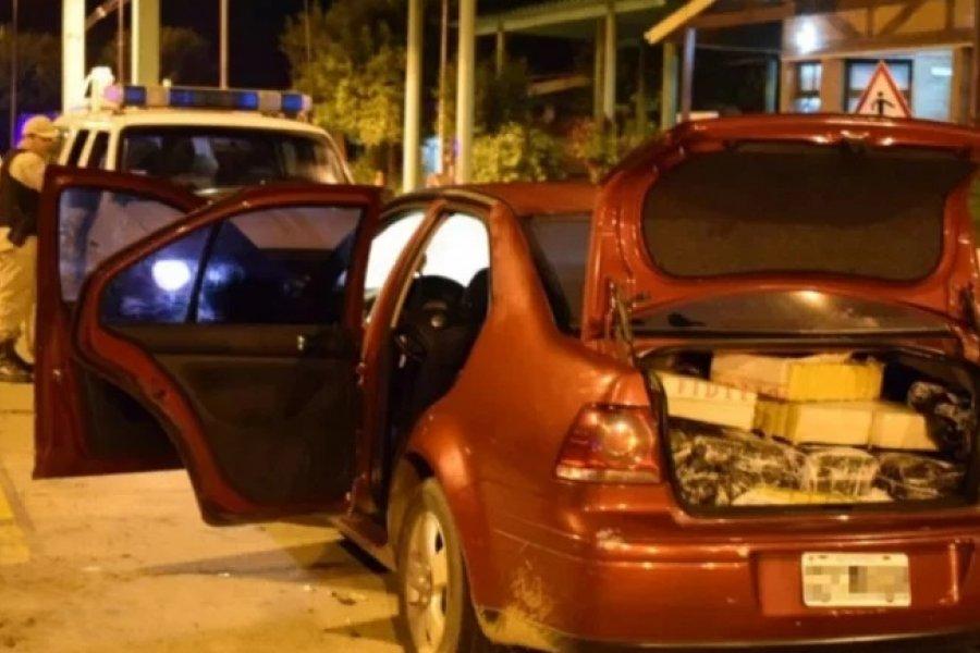 Condenaron por contrabando de marihuana a un policía federal en Corrientes