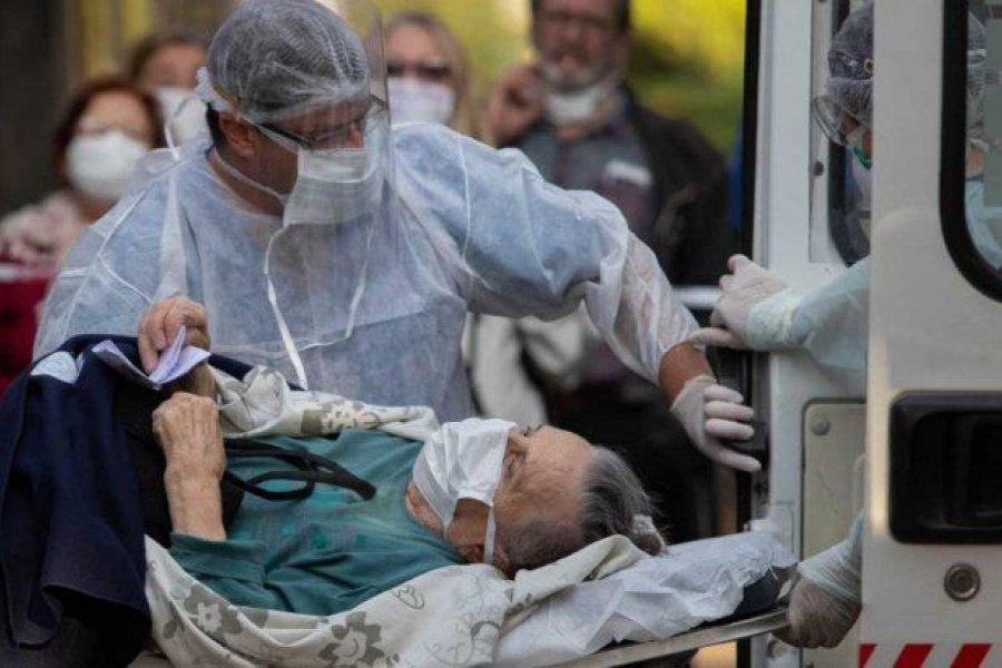 Coronavirus en Argentina: 383 muertes y 24.999 nuevos casos