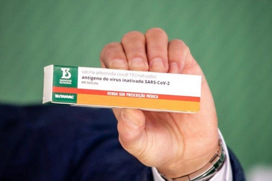 Brasil anunció la creación de su primera vacuna propia: Butanvac