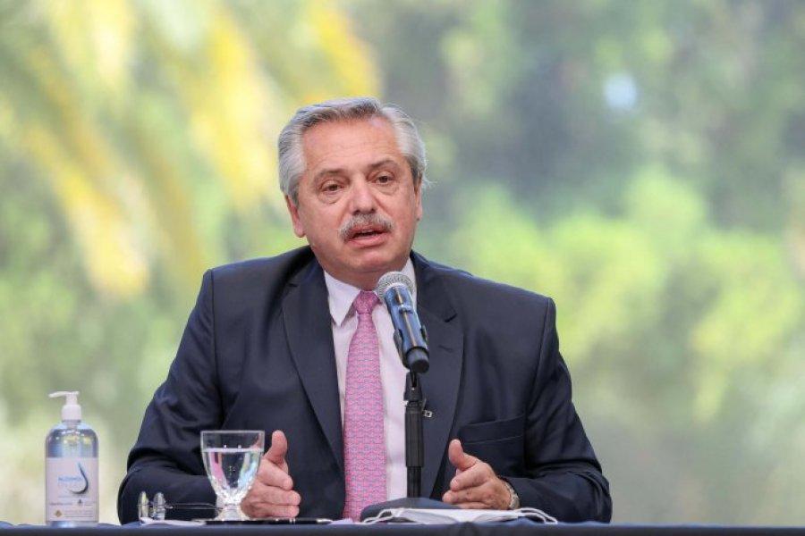 El presidente Alberto Fernández vuelve a Corrientes