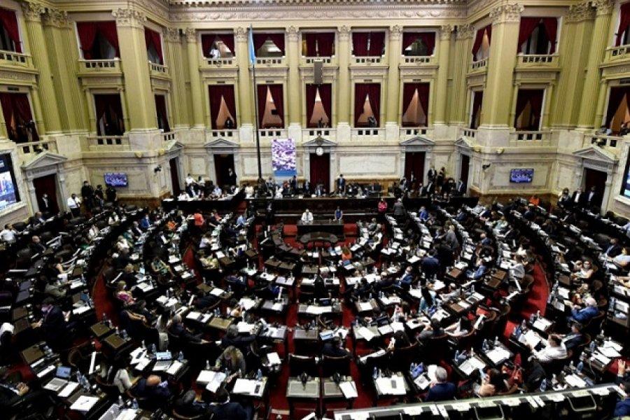 Diputados trata el proyecto de reforma al Impuesto a las Ganancias