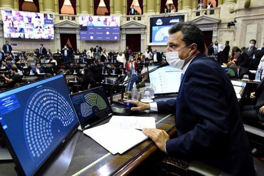 Diputados dio media sanción a las modificaciones al impuesto a las Ganancias