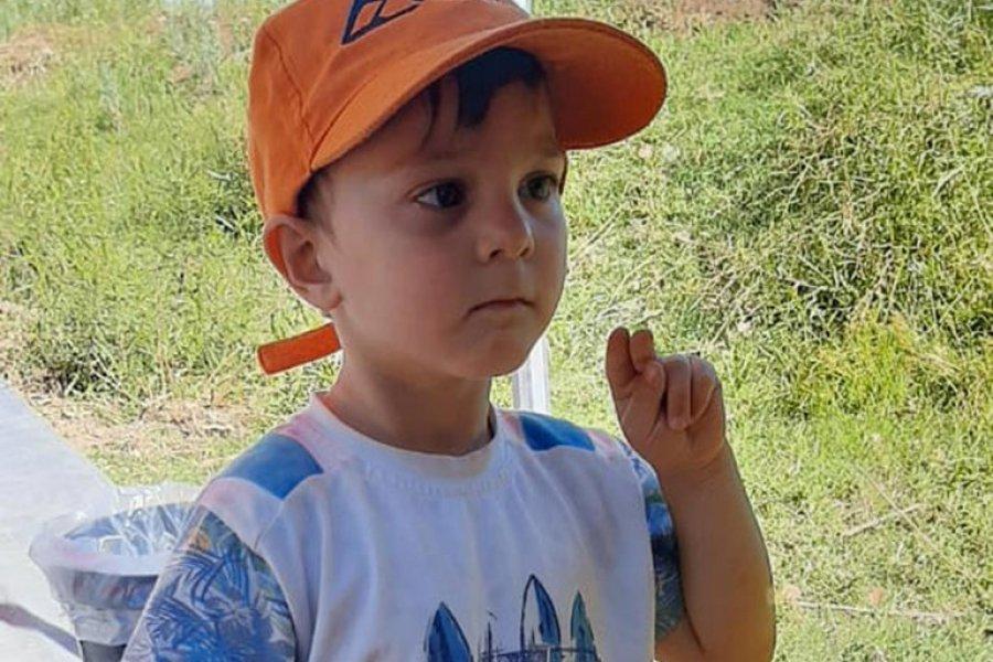 Encontraron muerto  a un nene de 3 años que había desaparecido