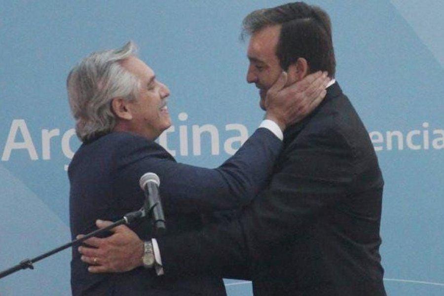 Alberto Fernández puso en funciones a Martín Soria como ministro de Justicia