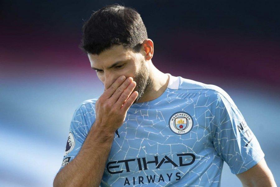 El Kun Agüero anunció su salida de Manchester City
