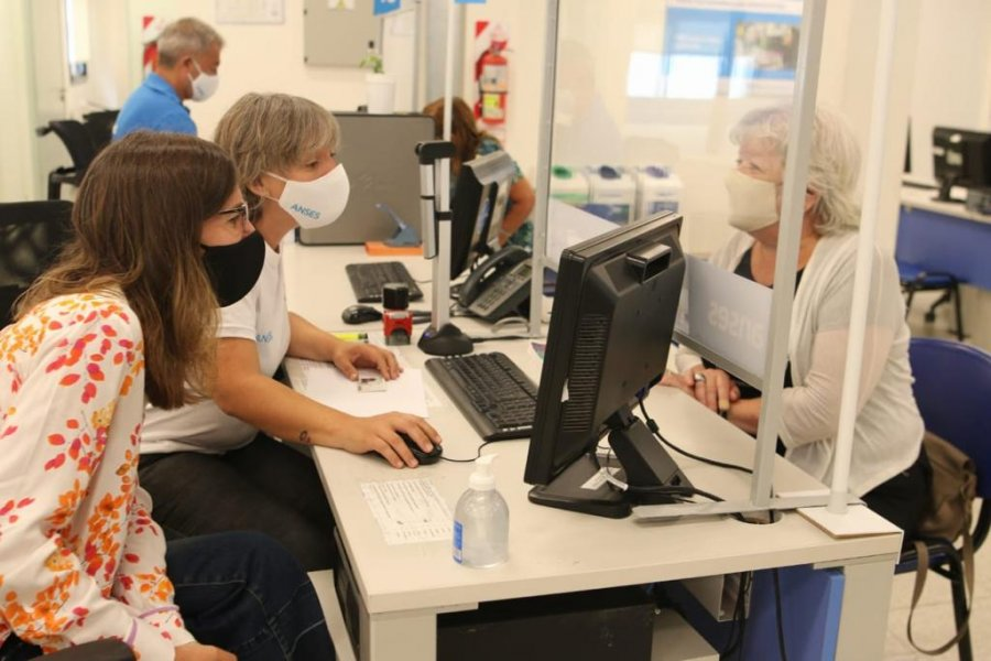 ANSES sigue atendiendo en las oficinas de todo el país