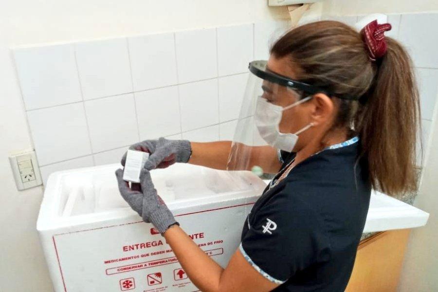 Cambiaron el lugar de vacunación a los Excombatientes de Malvinas