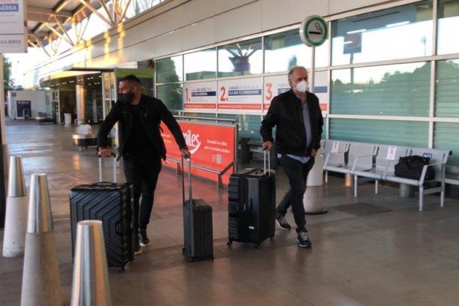 Se despide de Boca: Wanchope Ábila, rumbo a Estados Unidos