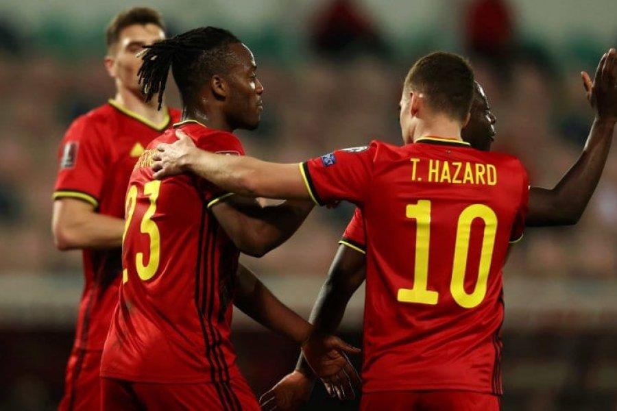 Eliminatorias UEFA: Bélgica y Países Bajos golearon en Europa