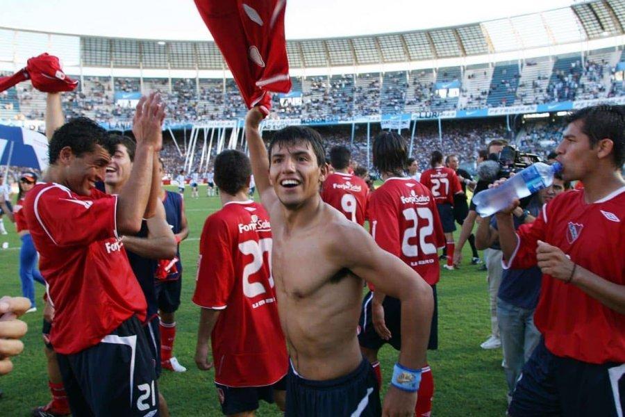 """Falcioni confirmó que Independiente va por Agüero: """"Lo vamos a llamar"""""""