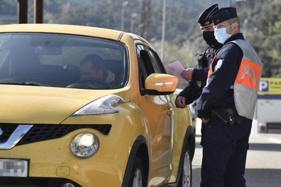 La tercera ola del coronavirus cae sobre Francia