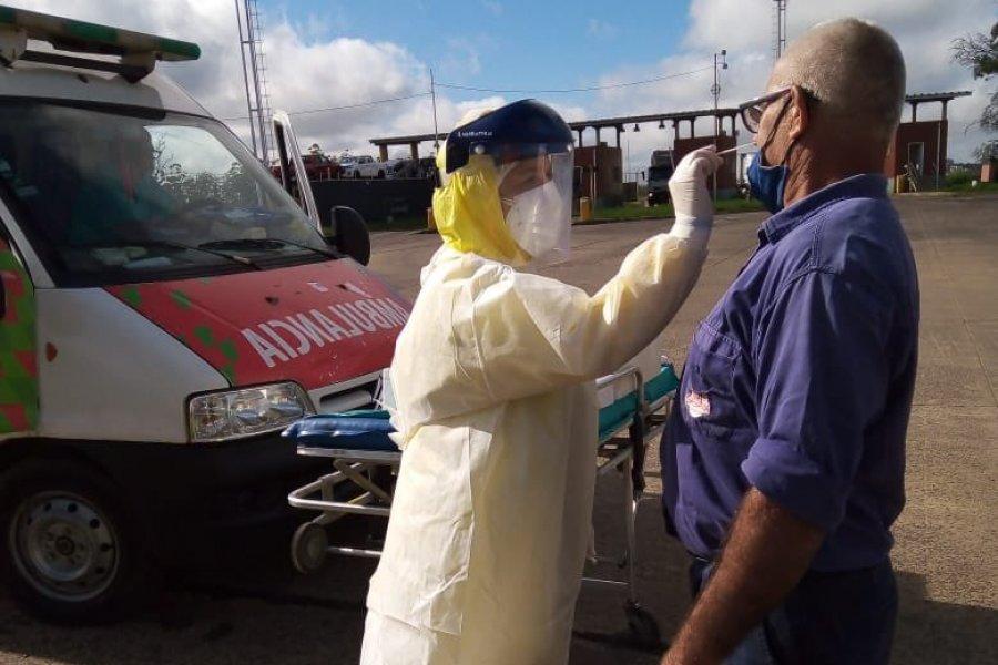 Reporte nacional: 433 nuevos casos de COVID en Corrientes