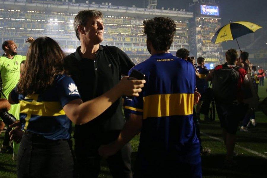 Escándalo en Boca: renunció Mario Pergolini