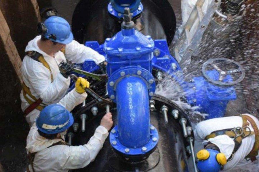 Día Nacional del Agua: la cobertura universal es la meta