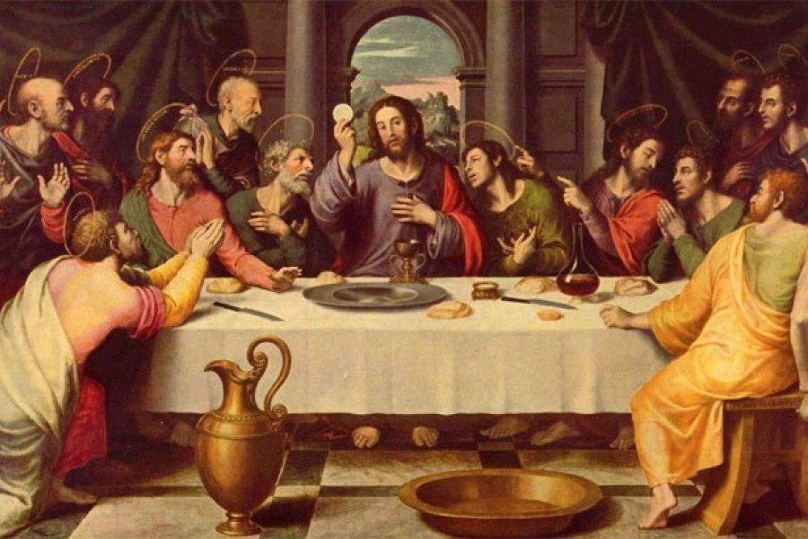 La Iglesia Católica celebra hoy el Jueves Santo: La Última Cena del Señor