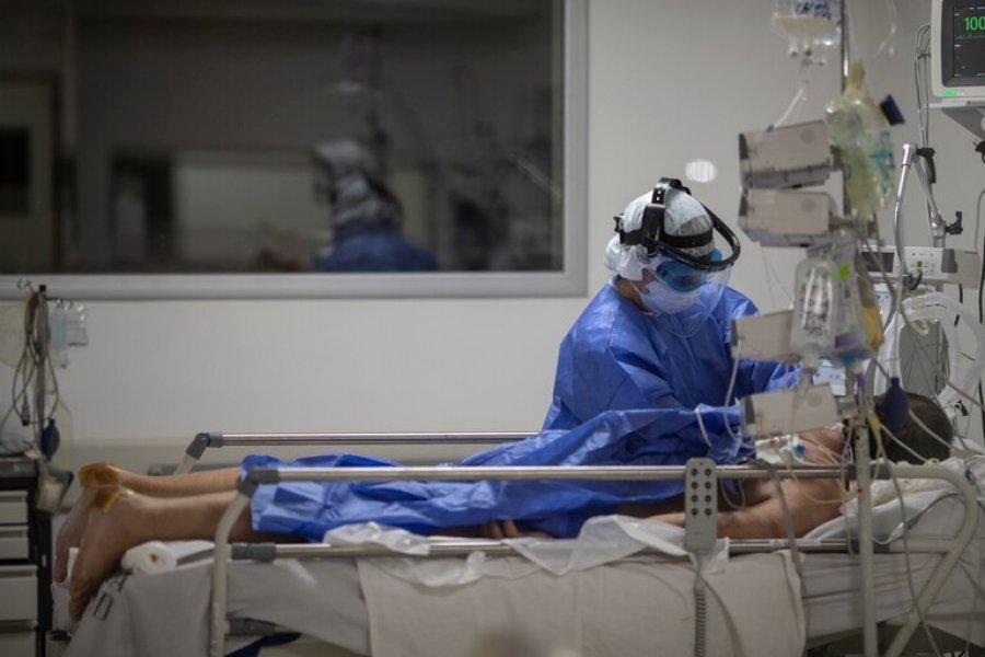 Coronavirus en Argentina: 19.437 nuevos casos en las últimas 24 horas