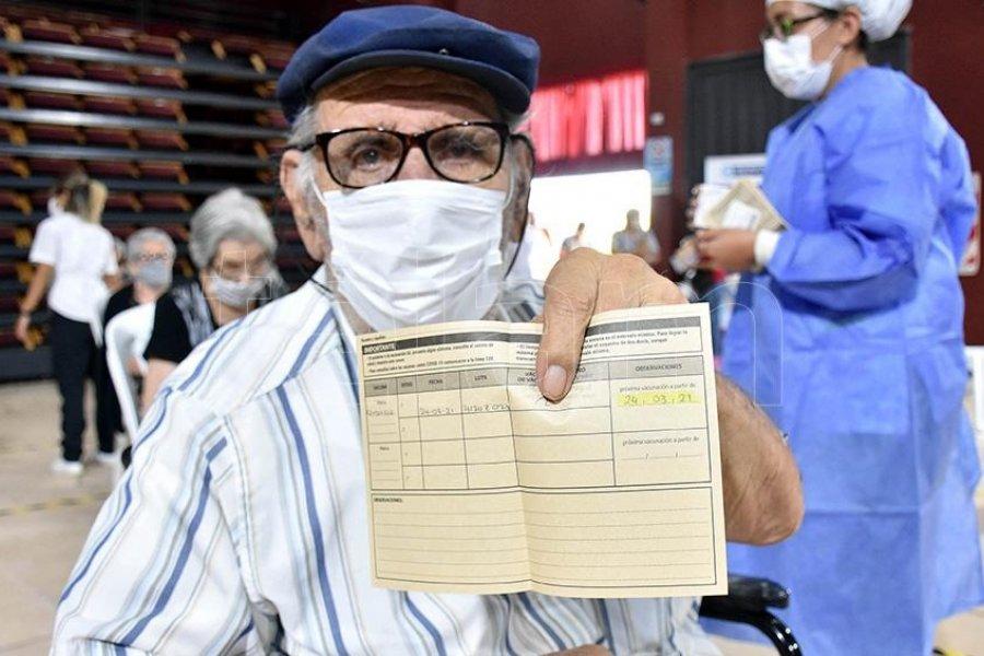Coronavirus: baja la mortalidad en los adultos mayores