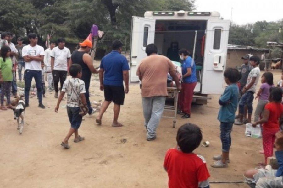 Violaron a una nena wichí en la zona de frontera