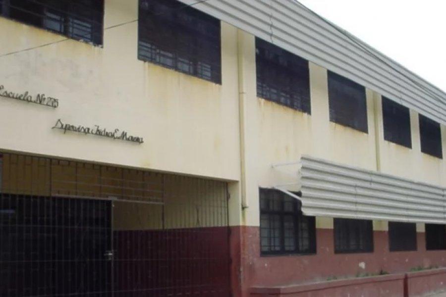 Denunciaron robos y destrozos en escuela del barrio Laguna Seca