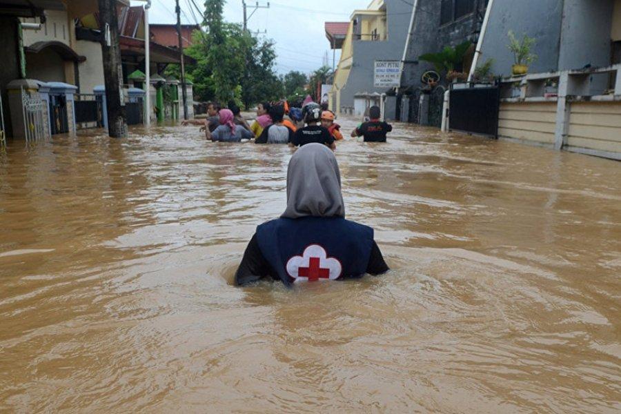 Murieron 44 personas a causa de inundaciones