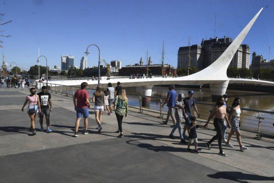 1,9 millones de turistas viajaron en Semana Santa por la Argentina