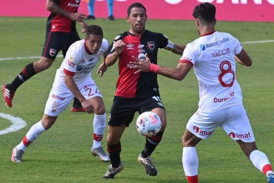 Newell´s igualó con Huracán por la Copa de la Liga Profesional