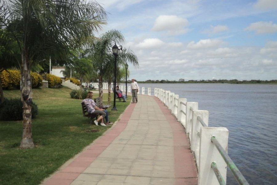 Buscan a un joven que desapareció en las aguas del río Corrientes
