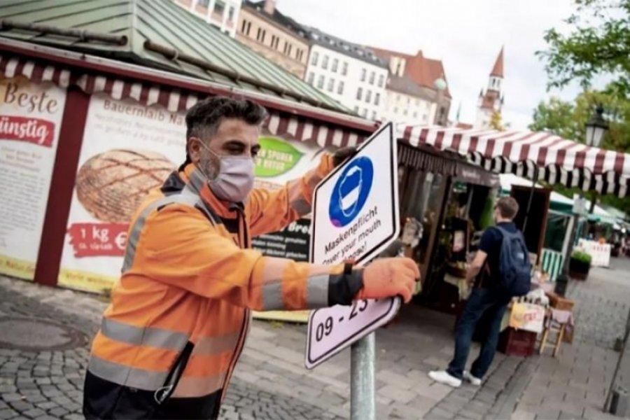 Europa intenta frenar la cuarta ola con restricciones y vacunas