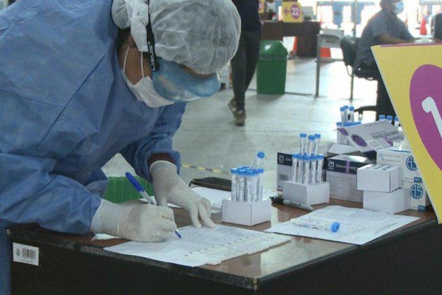 293 nuevos casos en Corrientes: 93 en Capital y 200 en el Interior